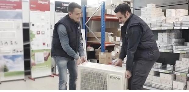Crece la demanda de aire acondicionado